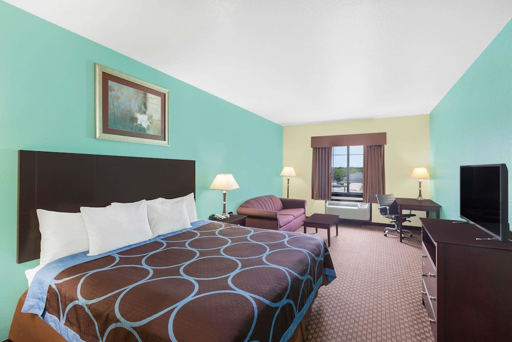 Room, Days Inn by Wyndham Kemah