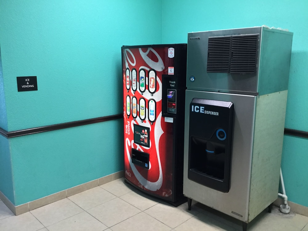 Vending Machine, Days Inn by Wyndham Kemah