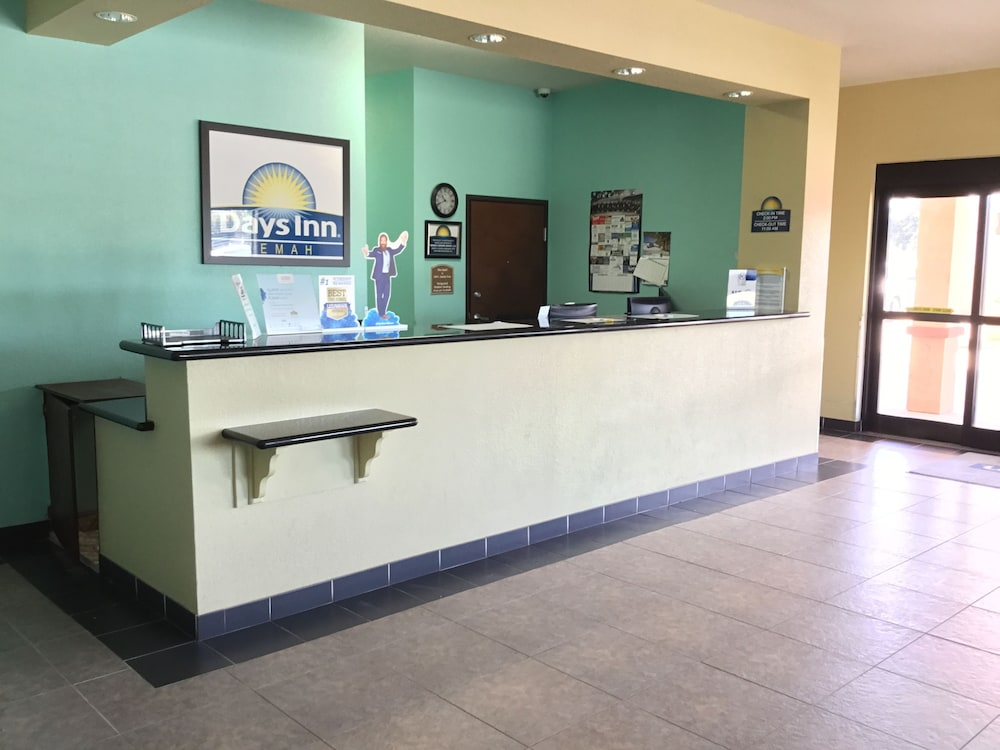 Reception, Days Inn by Wyndham Kemah