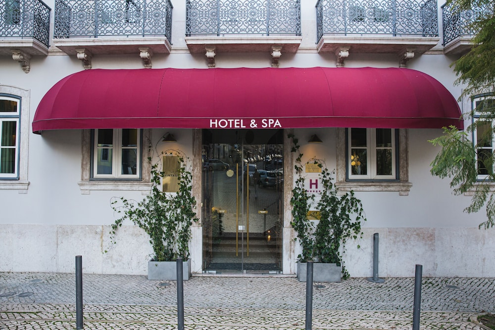 Property Entrance, The Vintage Hotel & Spa - Lisbon