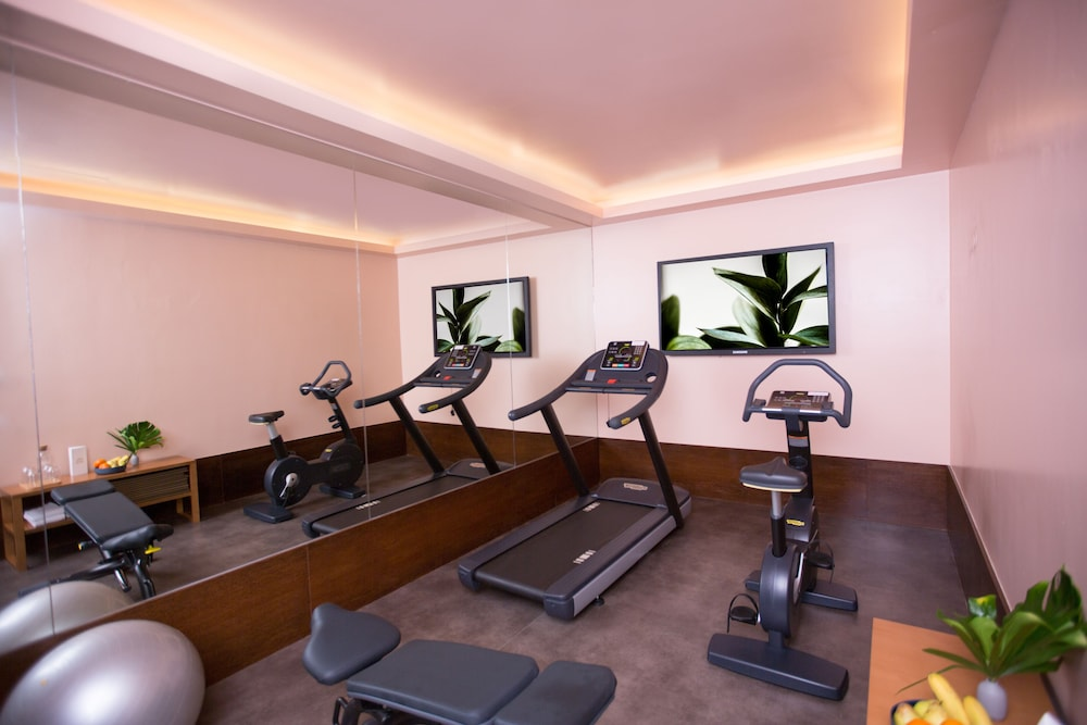 Fitness Facility, The Vintage Hotel & Spa - Lisbon