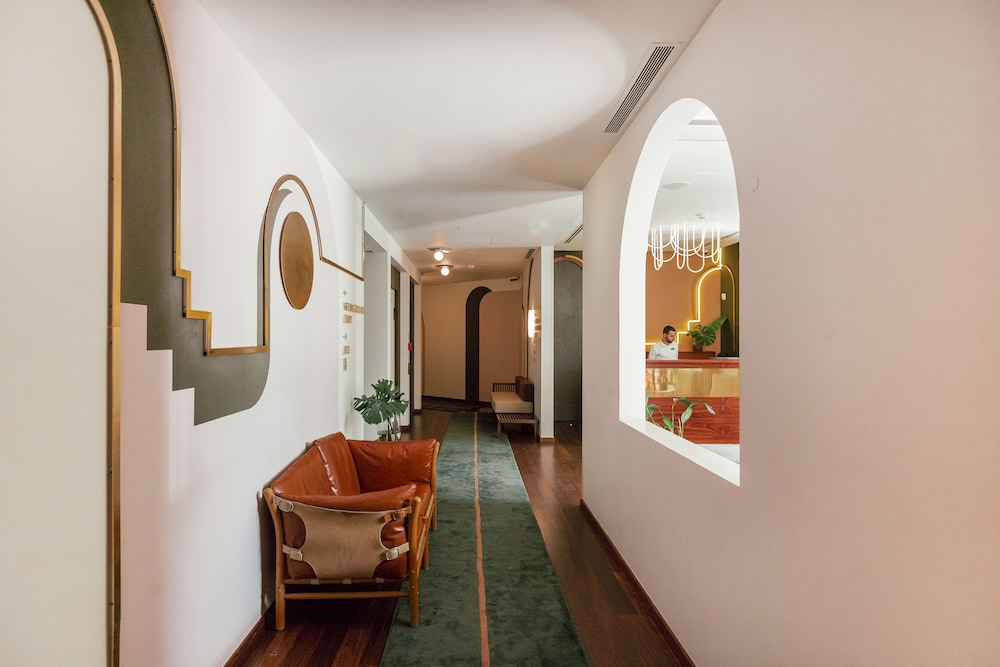 Reception, The Vintage Hotel & Spa - Lisbon