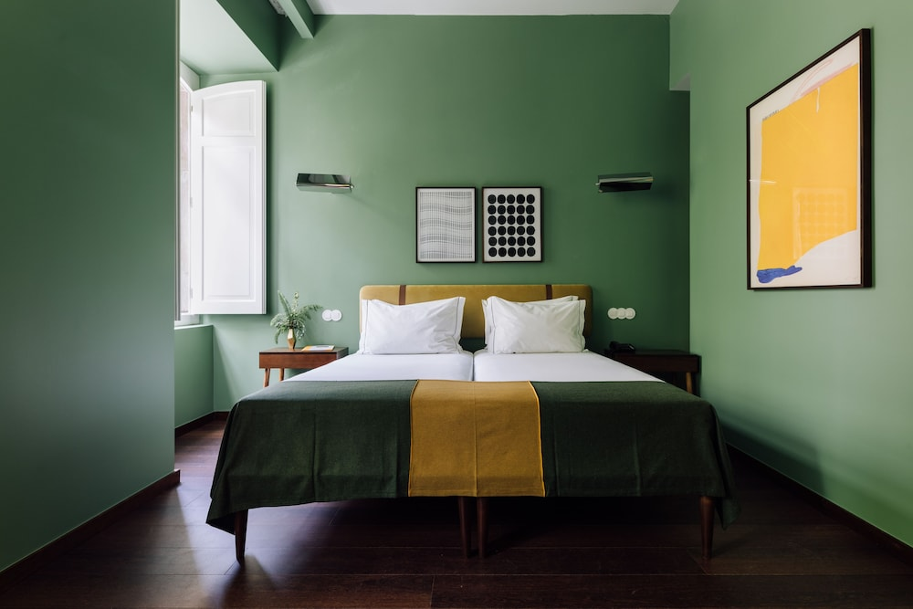 Room, The Vintage Hotel & Spa - Lisbon
