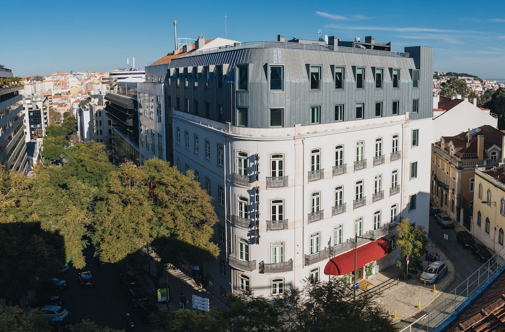 Front of Property, The Vintage Hotel & Spa - Lisbon
