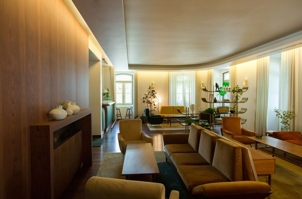 Lobby Lounge, The Vintage Hotel & Spa - Lisbon