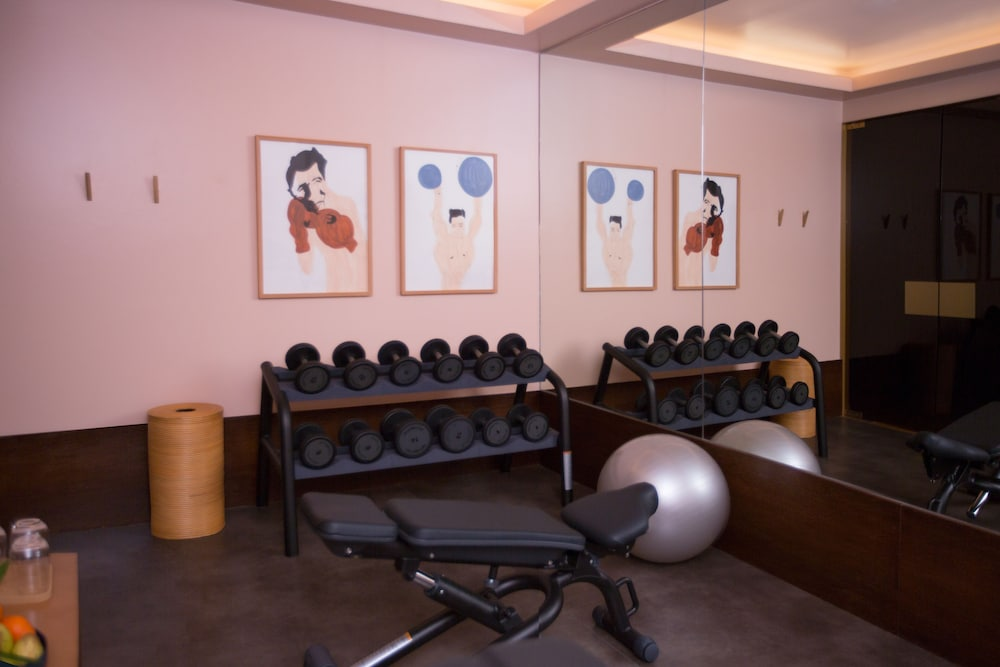 Gym, The Vintage Hotel & Spa - Lisbon