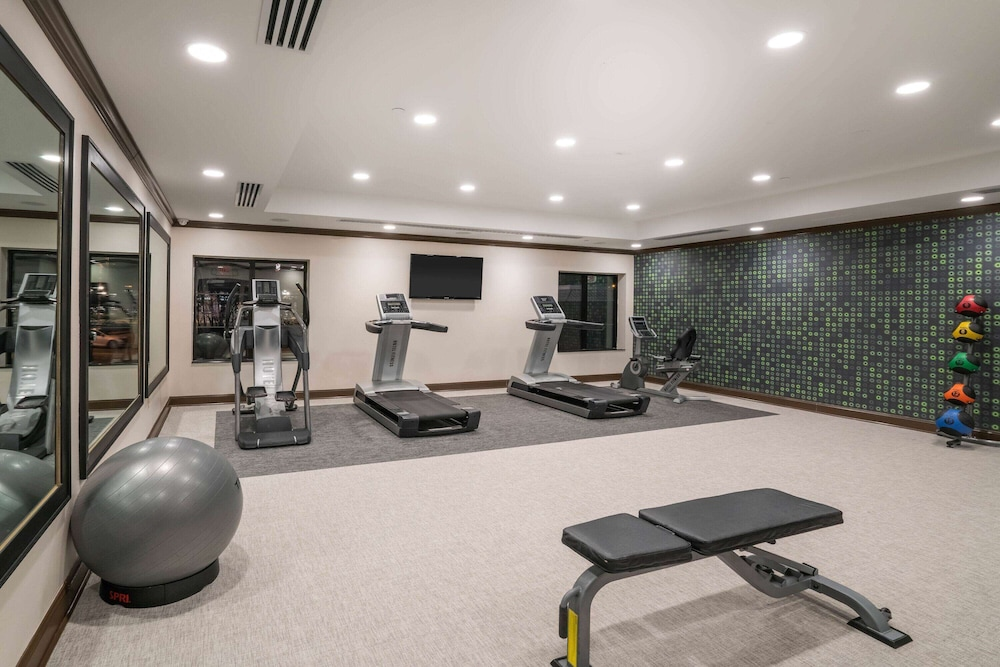 Fitness Facility, La Quinta Inn & Suites by Wyndham Memphis Wolfchase