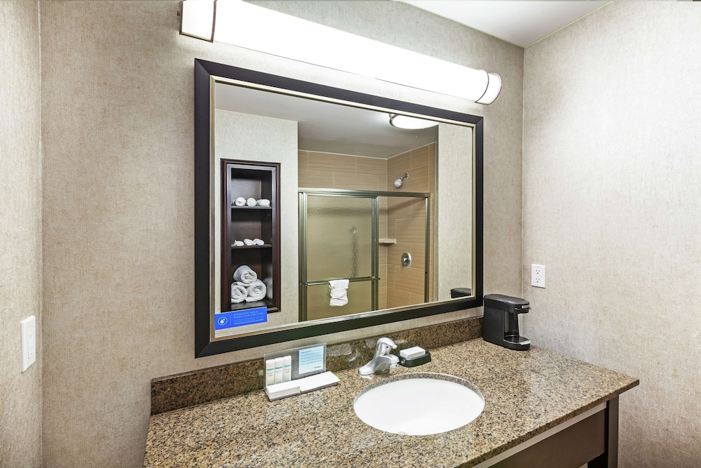 Bathroom, Hampton Inn & Suites Houston/League City, TX