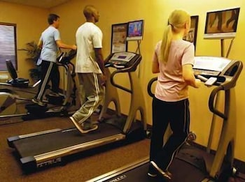 Fitness Facility, Hampton Inn & Suites Houston/League City, TX