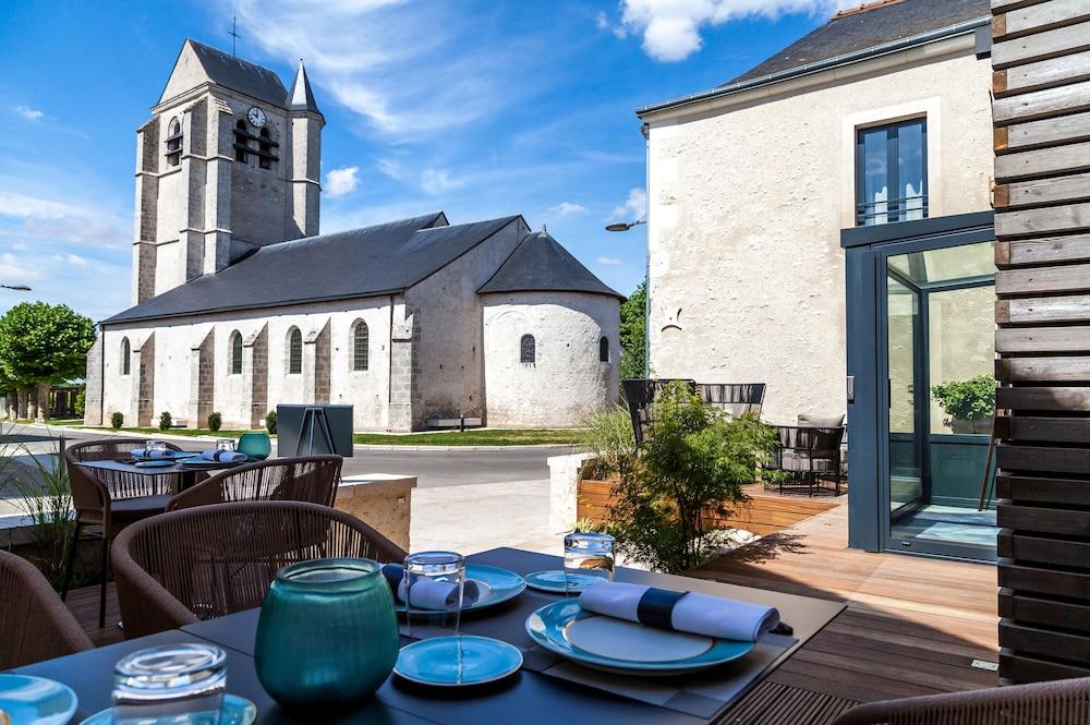 La maison d 39 c t in montlivault hotel rates reviews for Coter maison