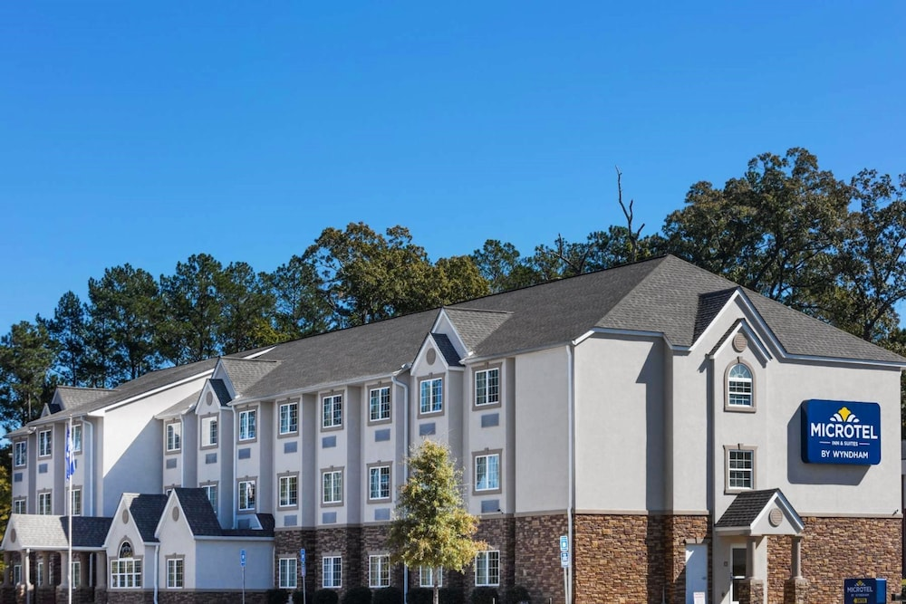 Exterior, Microtel Inn & Suites by Wyndham Macon