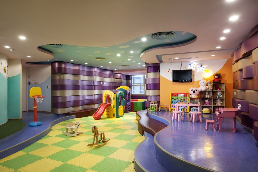 Children's Area, Somerset Riverview Chengdu
