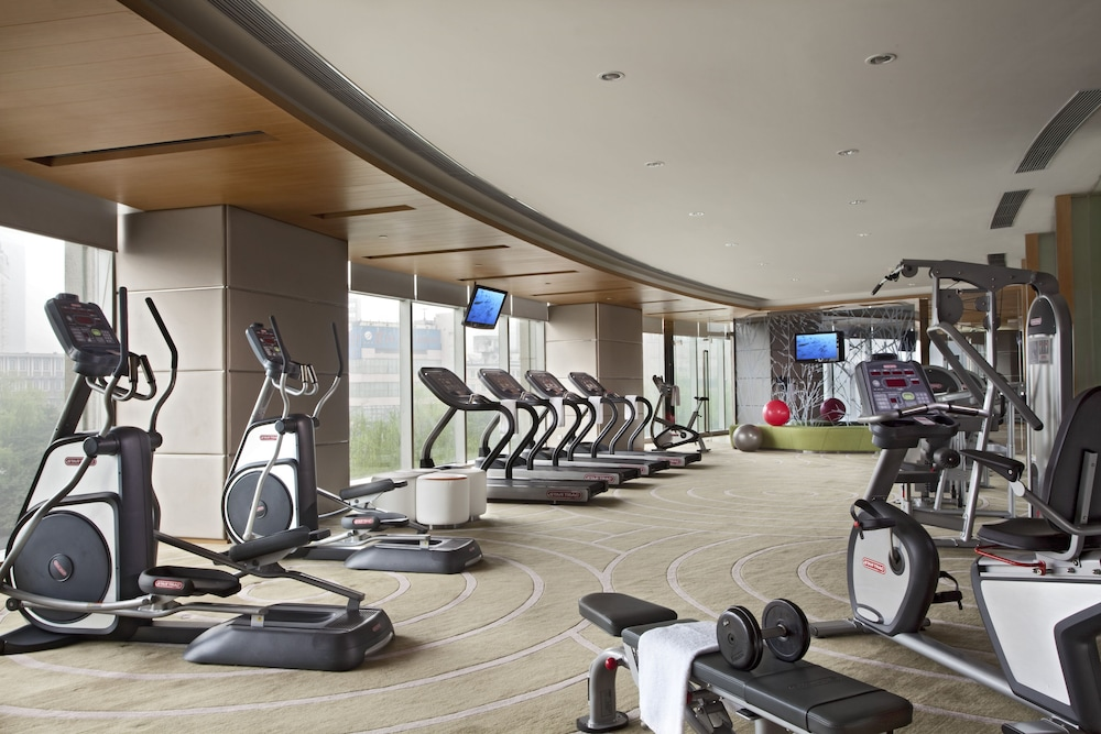 Fitness Facility, Somerset Riverview Chengdu