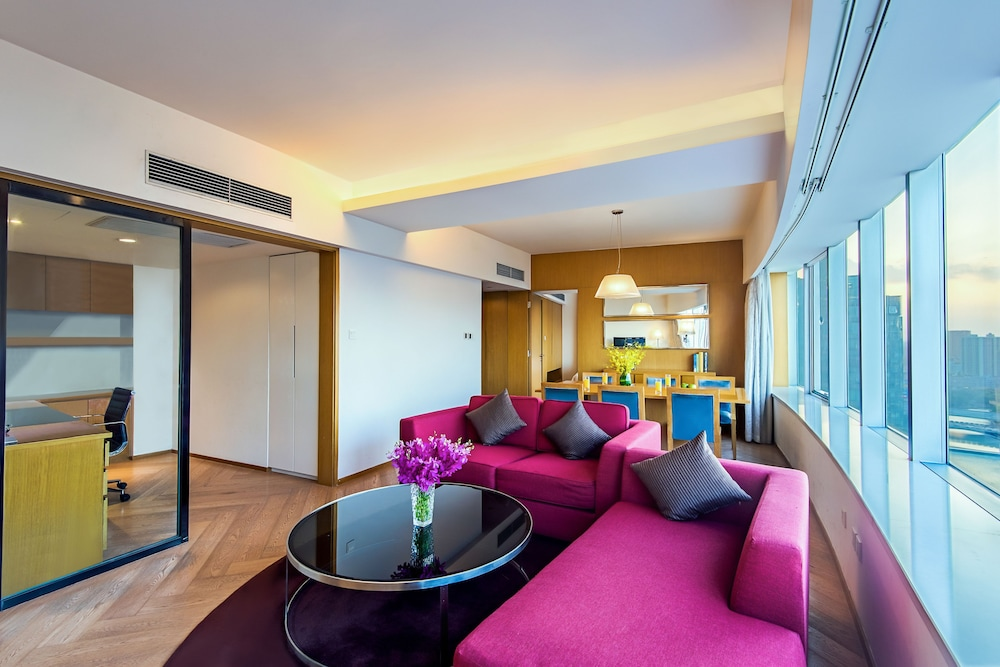 Room, Somerset Riverview Chengdu