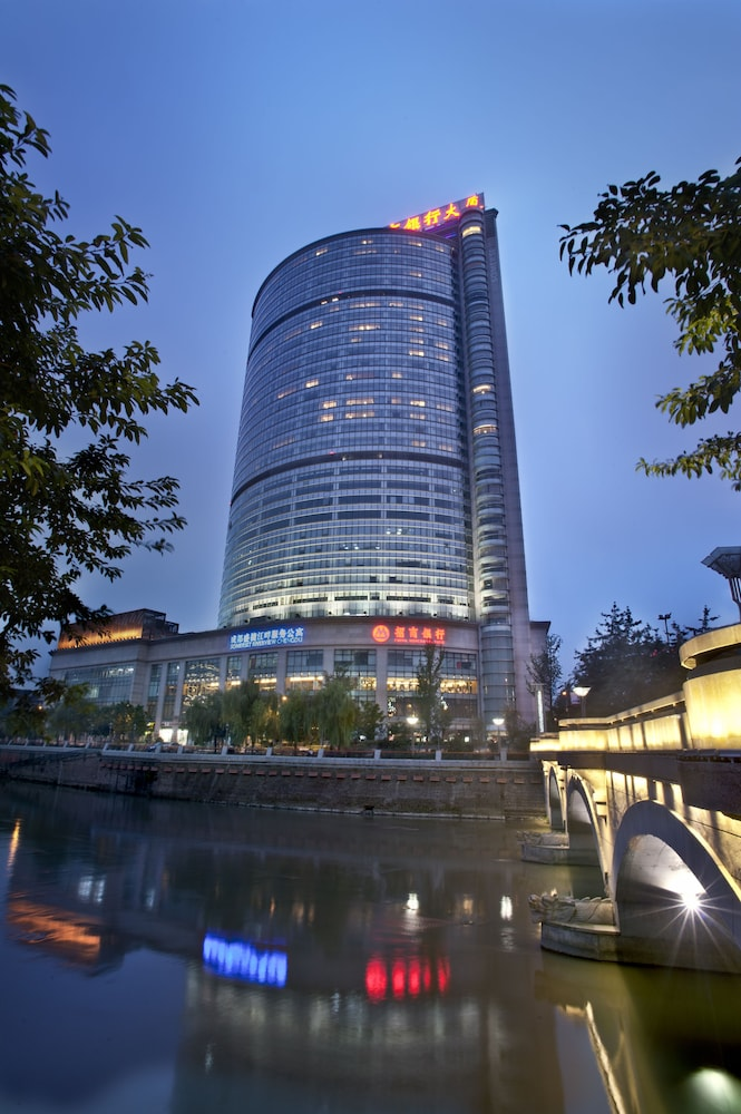 Exterior, Somerset Riverview Chengdu