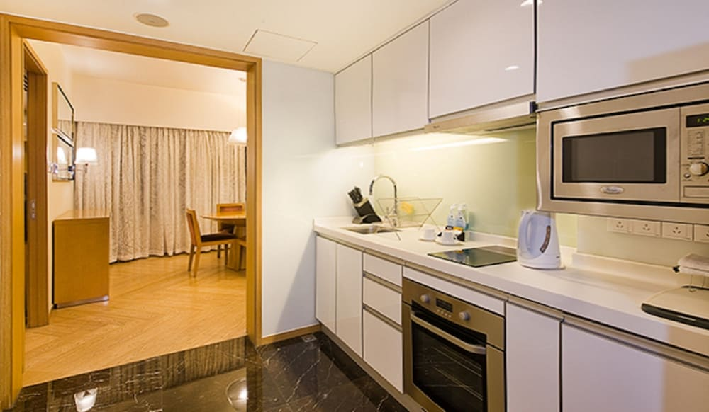 Private Kitchen, Somerset Riverview Chengdu
