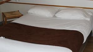 Premium bedding, Tempur-Pedic beds, minibar, blackout curtains