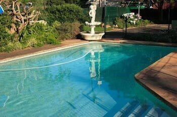 Outdoor Pool, Abbots Cove