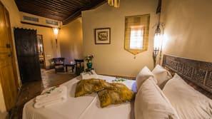 意大利 Frette 床單、高級寢具、設計每間自成一格、家具佈置各有特色