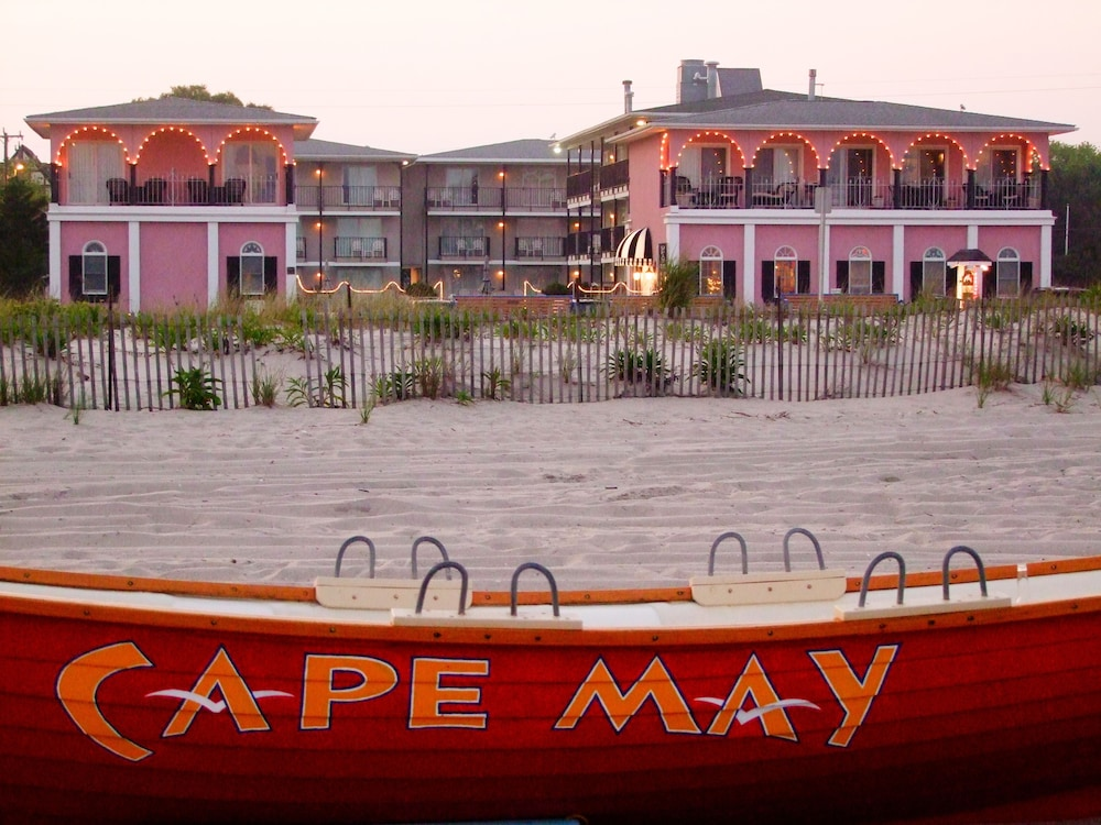 Front of Property, Periwinkle Inn - Cape May, NJ