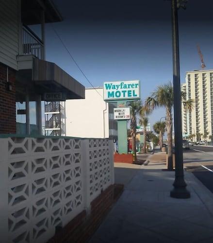 Wayfarer Hotel Myrtle Beach Sc