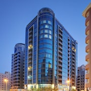 アビドス ホテル アパートメント アル バーシャ ドバイ