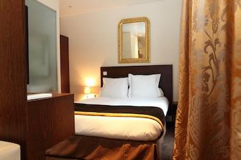 パリのテニス全仏オープンを見に行くのに便利なホテル