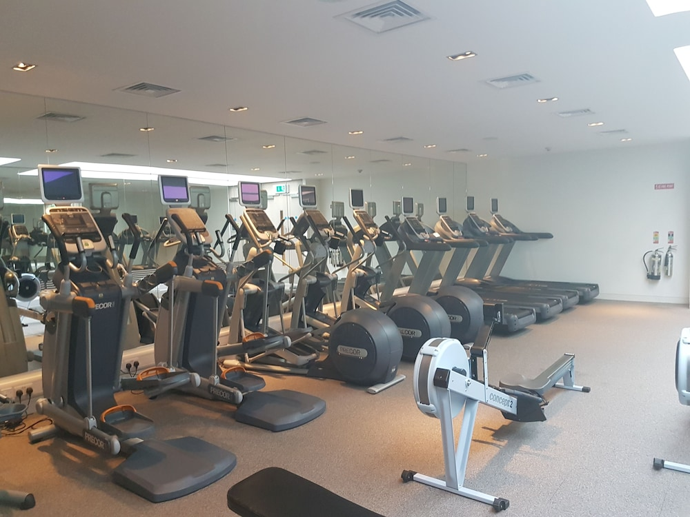 Fitness Facility, The Gibson Hotel