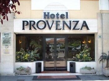 Property Entrance, Hotel Provenza