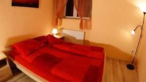Italienske Frette-laken, allergitestet sengetøy og strykejern/-brett