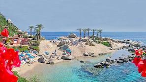 Spiaggia privata nelle vicinanze, navetta per la spiaggia