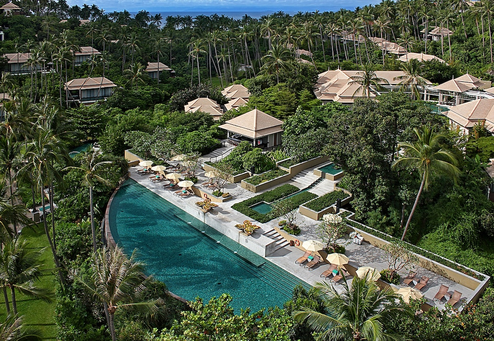 Outdoor Pool, Banyan Tree Samui