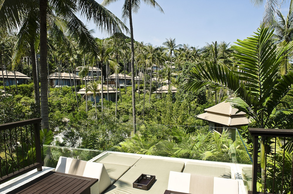 View from Room, Banyan Tree Samui
