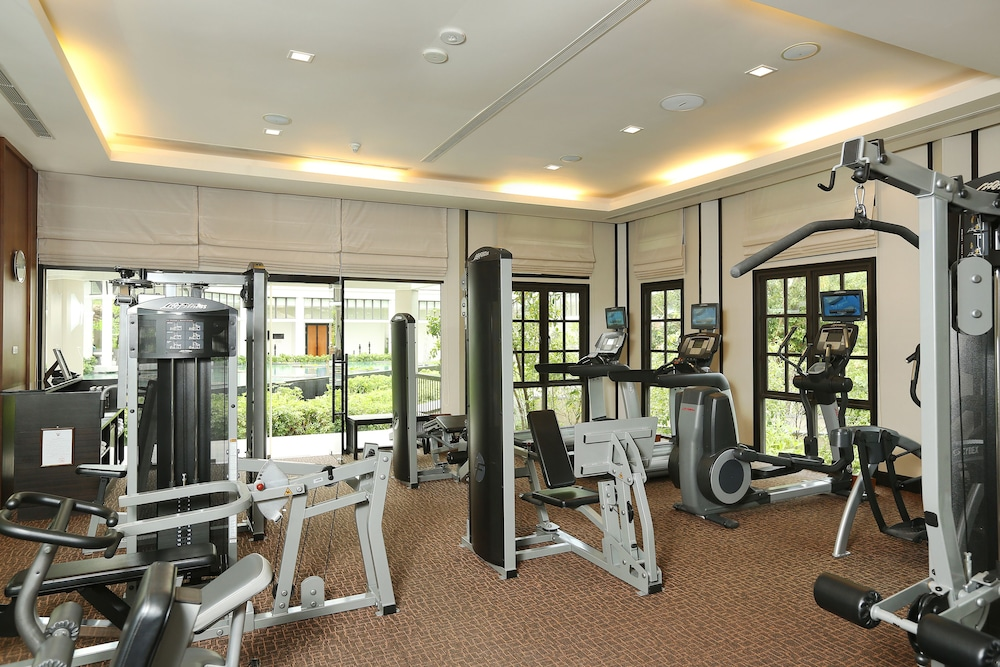 Gym, Banyan Tree Samui