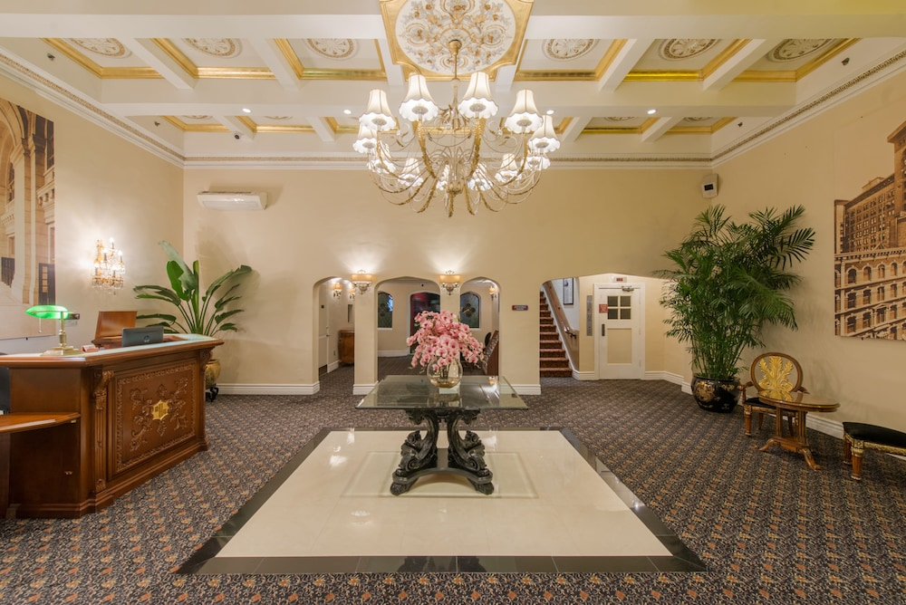 Lobby, Hollywood Historic Hotel