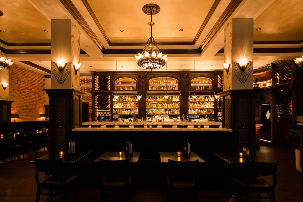 Bar, Hollywood Historic Hotel