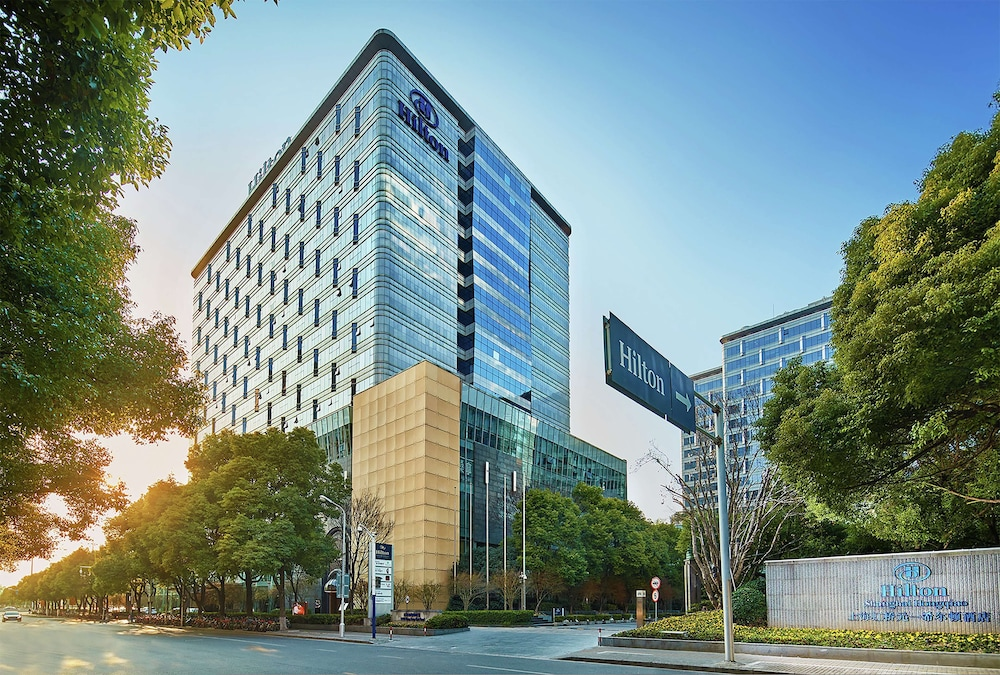 Featured Image, Hilton Shanghai Hongqiao