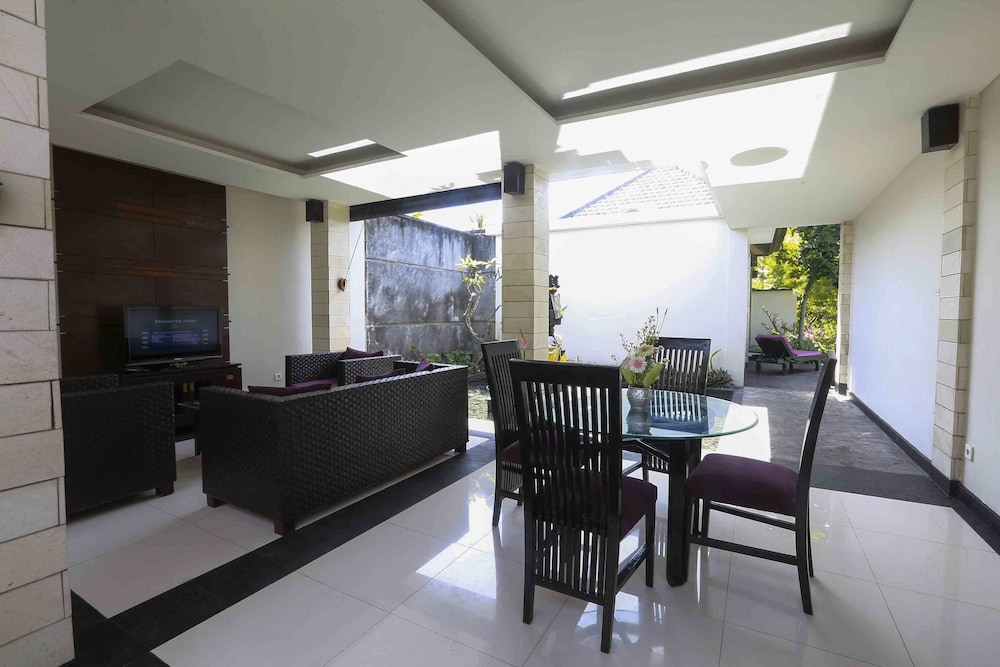 Living Area, The Ayu Kintamani Villa at Toya Devasya