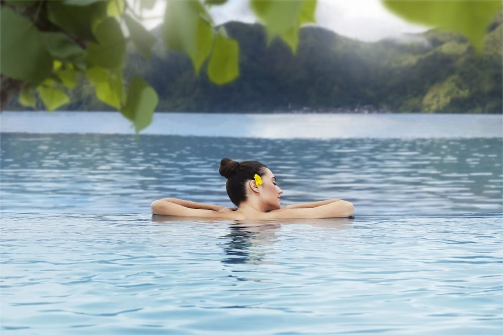 Infinity Pool, The Ayu Kintamani Villa at Toya Devasya
