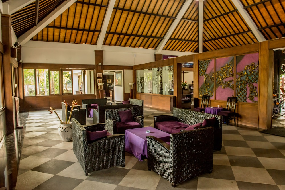 Lobby Sitting Area, The Ayu Kintamani Villa at Toya Devasya