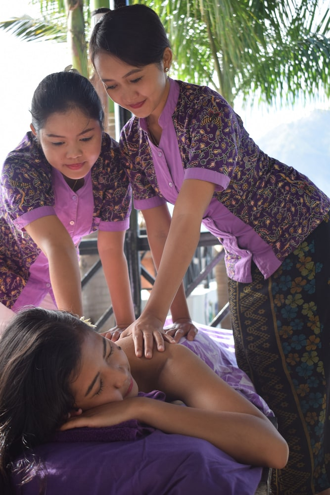 Massage, The Ayu Kintamani Villa at Toya Devasya