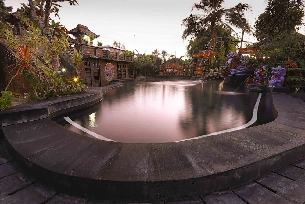 Outdoor Pool, The Ayu Kintamani Villa at Toya Devasya