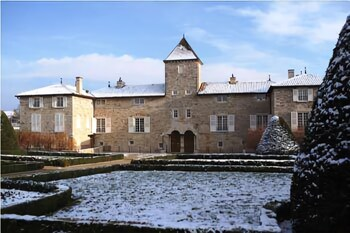 Front of Property, Le Chateau De Besseuil