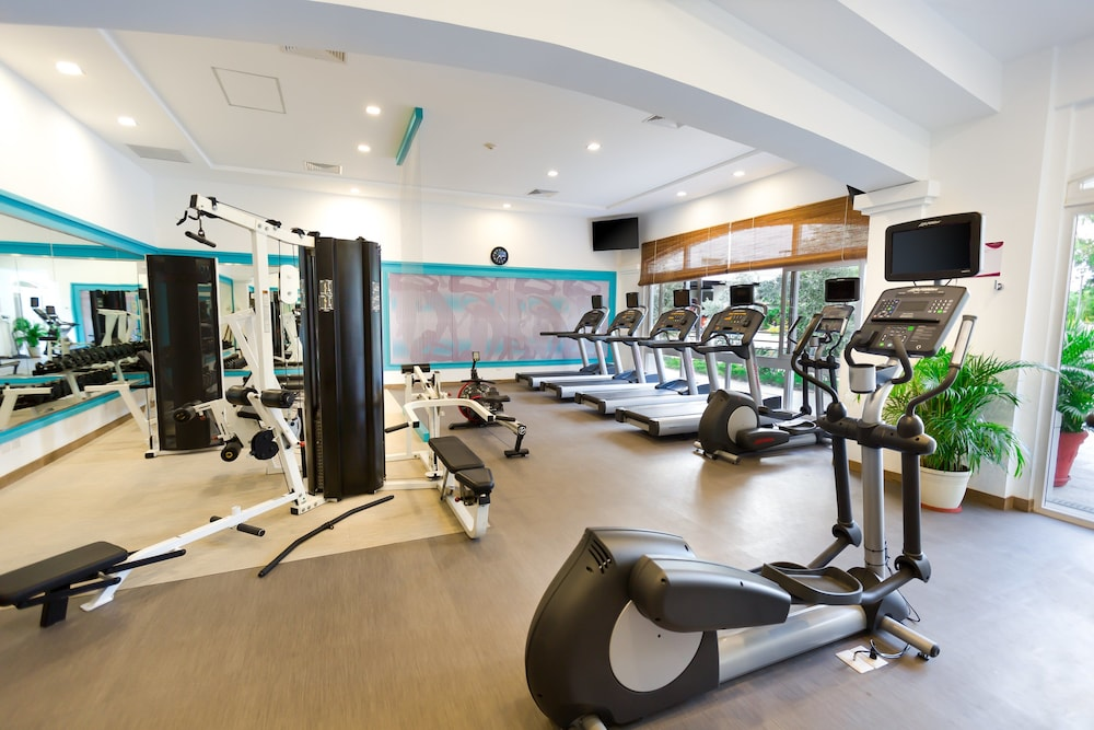 Fitness Facility, Crowne Plaza Hotel San Salvador