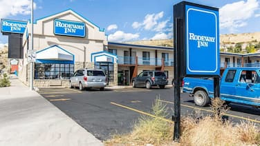 Rodeway Inn Billings Logan Intl Airport, Near St. Vincent Hospital