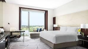 1 bedroom, premium bedding, down comforters, minibar
