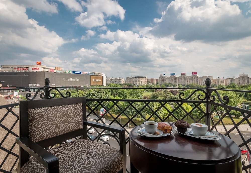 Balcony, Europa Royale Bucharest
