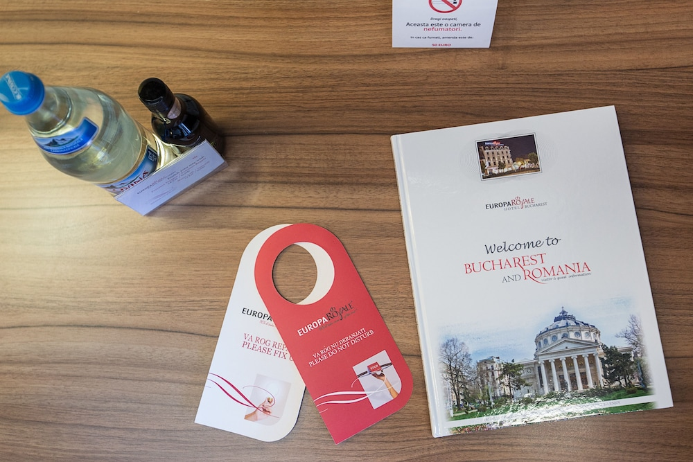 Room Amenity, Europa Royale Bucharest