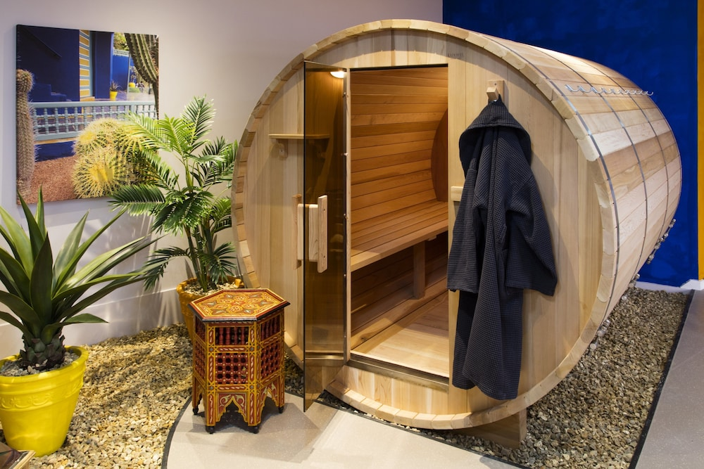 Sauna, Sands Resort Hotel & Spa