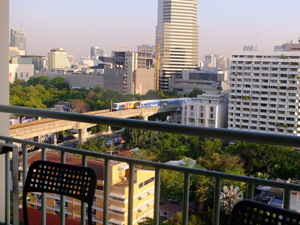 View from Property, Evergreen Place Siam by UHG
